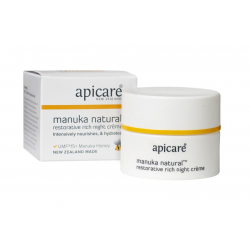 Manuka Natural Restorative  Rich Night Cream