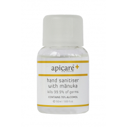 100% Natural Hand sanitiser with Manuka -NEW
