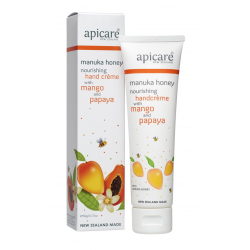 Manuka Honey with Mango & Papaya Handcream