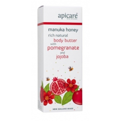 Manuka Honey with Pomegranate Body Butter