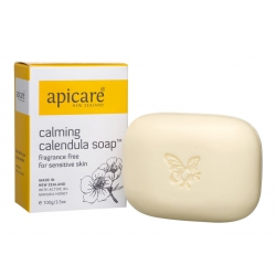 Calming Calendula & Manuka Honey Soap