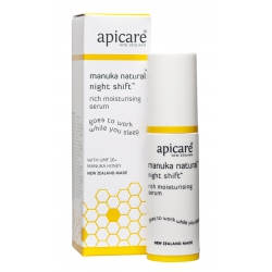 Manuka Natural Night Shift Rich Moisturising Serum